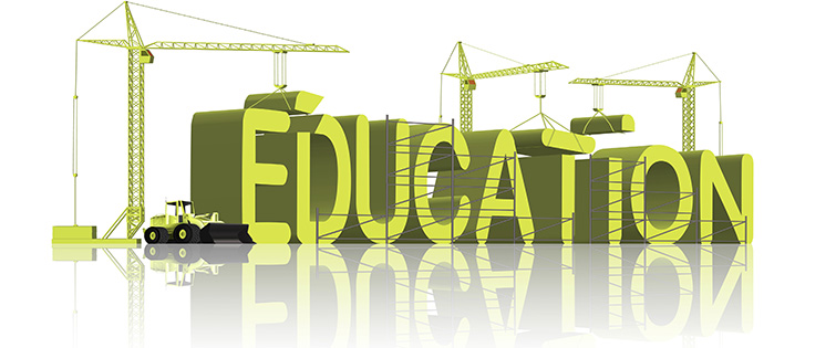 Build on Your Education